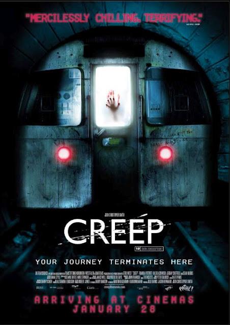 Creep (2004) หนังสยองขวัญจากอังกฤษ