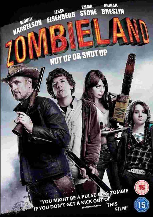 รีวิวหนังซอมบี้ Zombieland