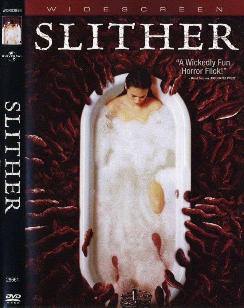 หยอง กับ เลื้อย...ดุ ปลาดุกดาวอังคารแสนโหดใน Slither (2006)