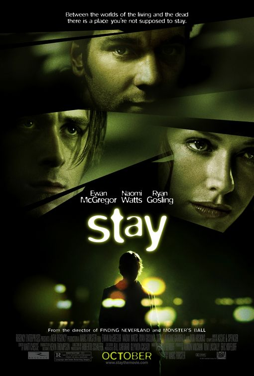Stay (2005) Thriller movie review